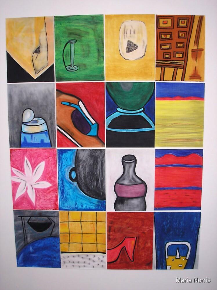 Hallucination by Maria Norris