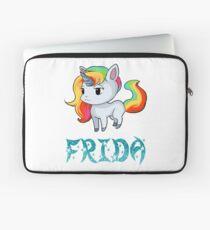 Frida Unicorn Sticker Laptoptasche