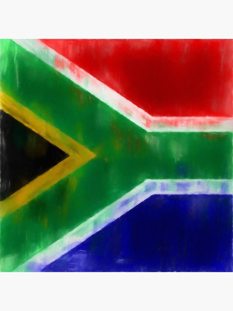 South African Flag No. 1, Series 1 by 8th-and-f
