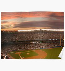 Yankee Sunset Poster
