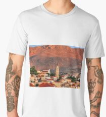 In the Glow of the Morning Men's Premium T-Shirt