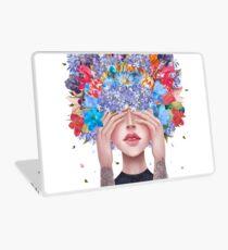 Blooming mind Laptop Skin