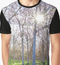 Forest morning Graphic T-Shirt