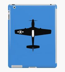P-51D Mustang fighter  iPad Case/Skin