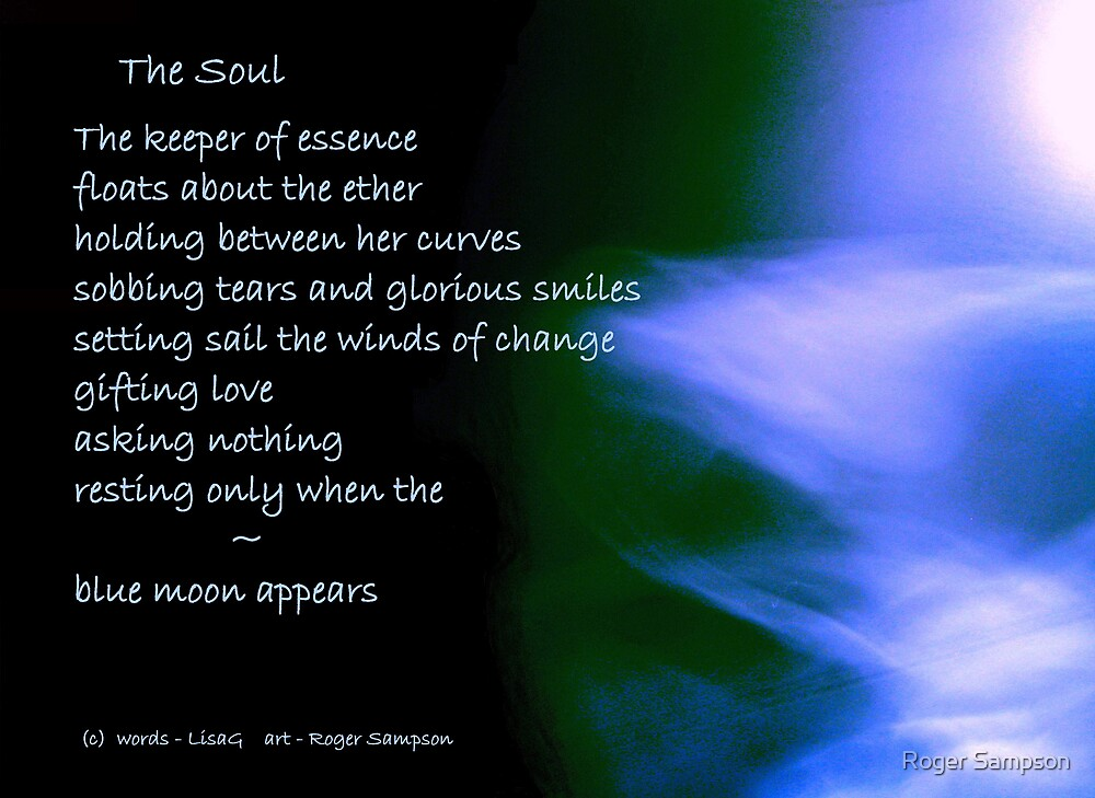 The Soul by Roger Sampson
