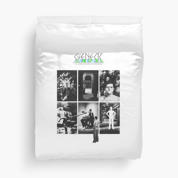 Genesis - The Lamb Lies Down on Broadway (Extended Artwork) Duvet Cover