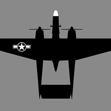 P-61 black widow by Boxzero
