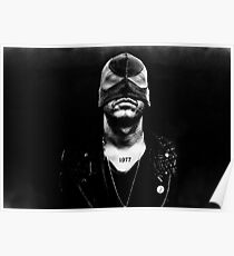 bloody beetroots Poster