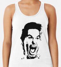 Jack Burton Scream Gesicht Tanktop für Frauen