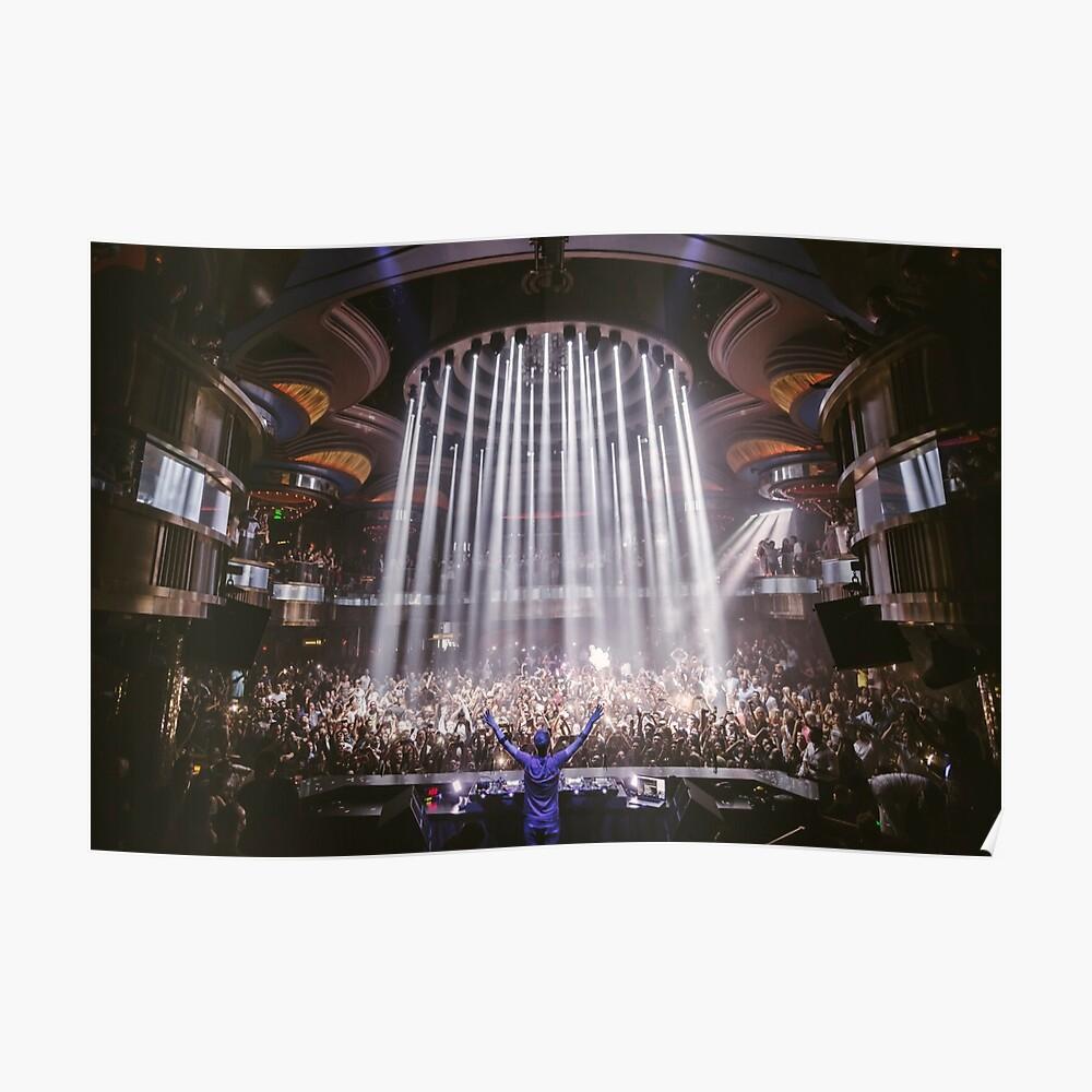 Armin van Buuren lebt Poster