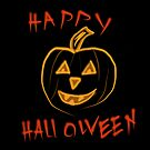 Happy Halloween by Silvia Ganora