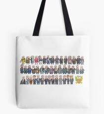 Presidents of the United States Tote Bag