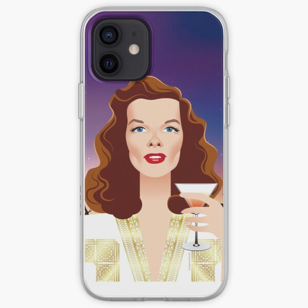 Tracy iPhone Soft Case