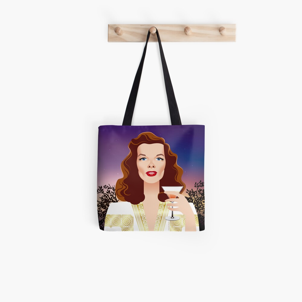 Tracy Lord Tote Bag