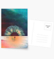 I am dawn Postcards