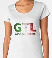 Gym Tan Laundry Women's Premium T-Shirt