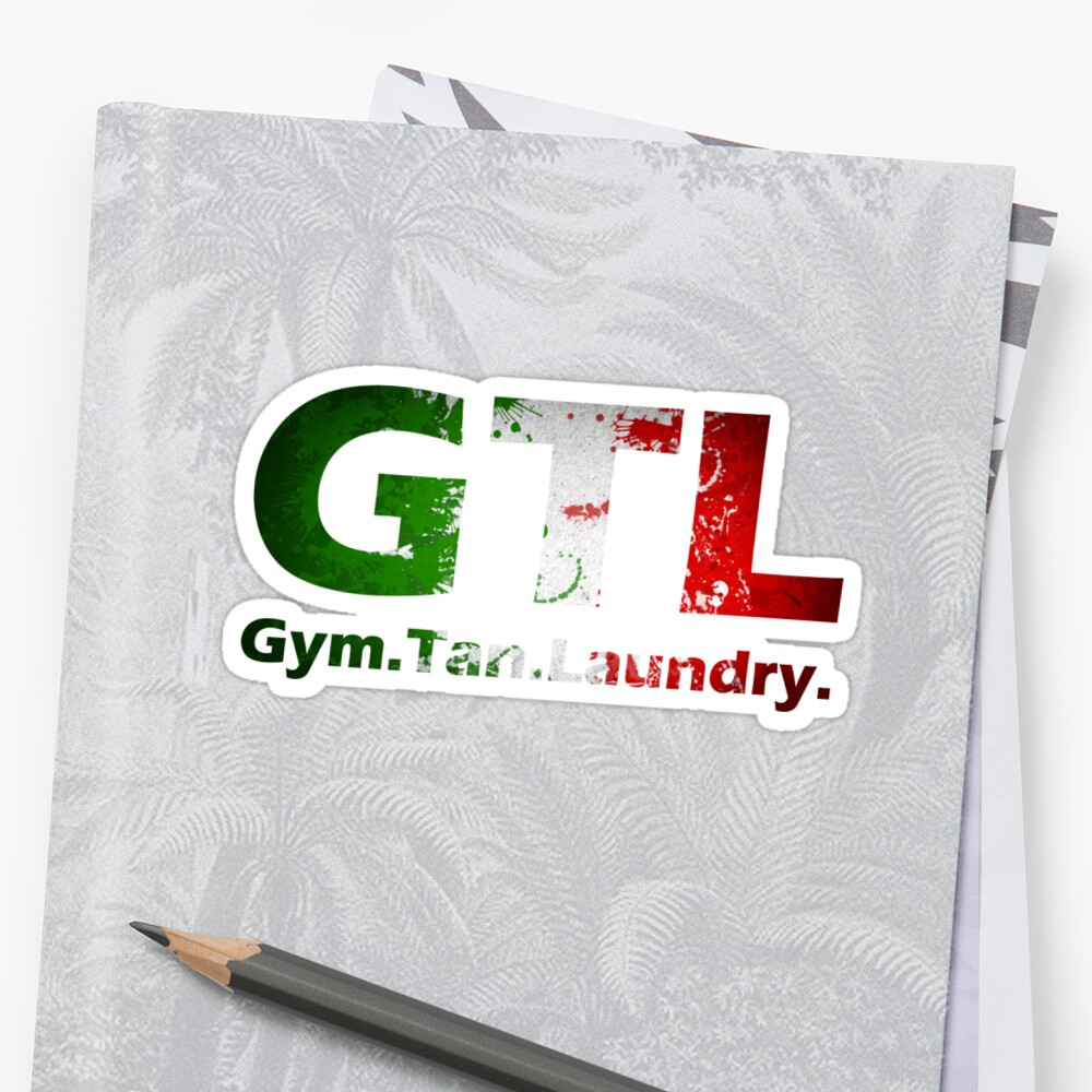 Gym Tan Laundry by MrHandsome