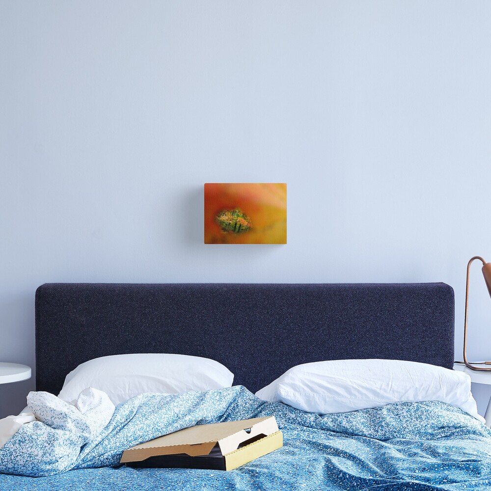 Quality of Beauty Canvas Print