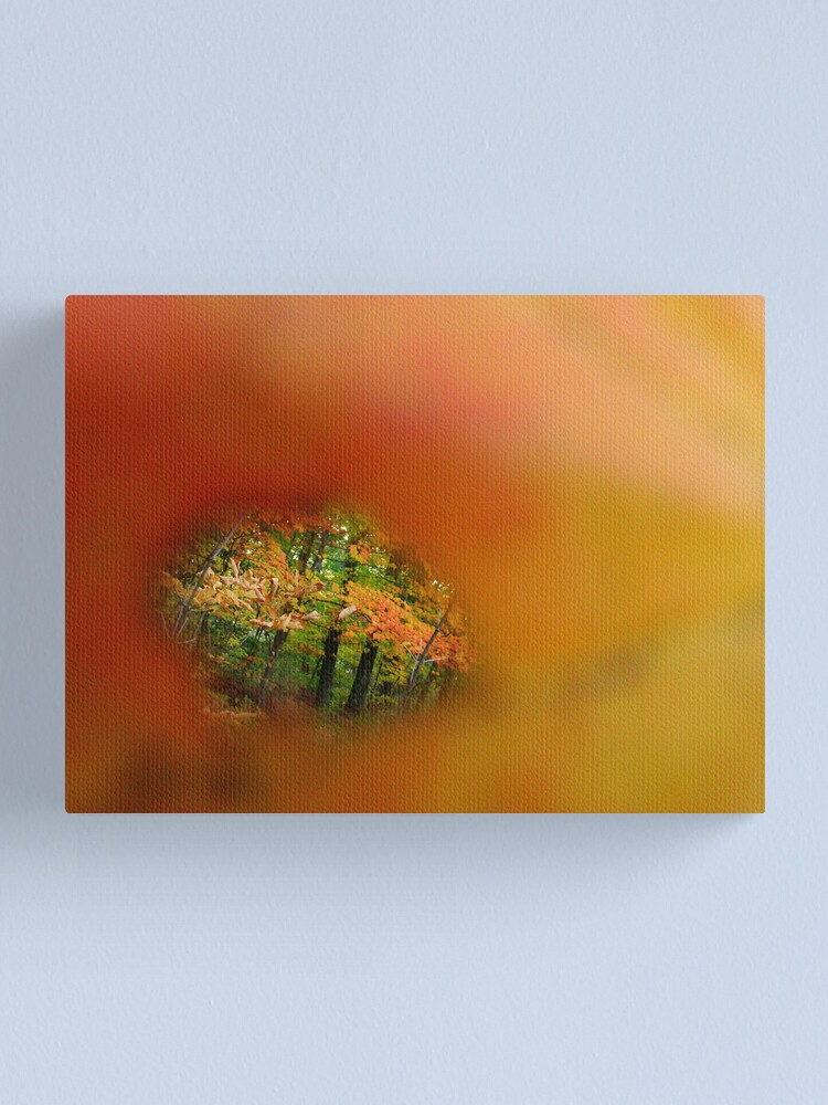 Alternate view of Quality of Beauty Canvas Print