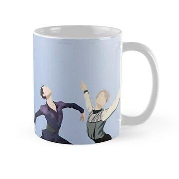Yuri on Ice!!! Minimals Mug by madnessdiscord
