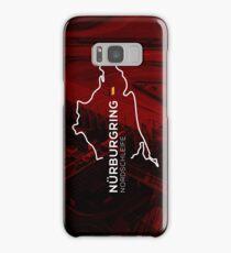 Nurburgring Infographic Samsung Galaxy Case/Skin