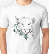 Poetic Cougar Unisex T-Shirt