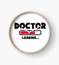 Doktor - Laden Uhr