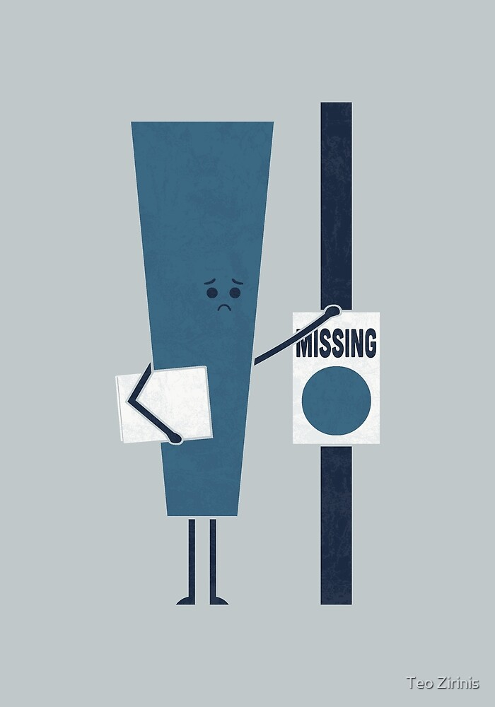 Missing The Point by Teo Zirinis