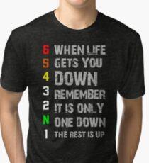 1N23456 Tri-blend T-Shirt