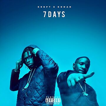 Krept and Konan- 7 days 7 nights by mowlasdesigns
