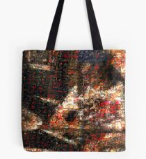 Mojo Blackheart Tote Bag