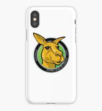 Kangaroo Lens iPhone Case/Skin