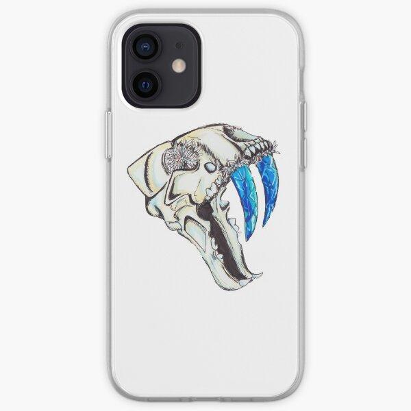 Crystal Saber iPhone Soft Case