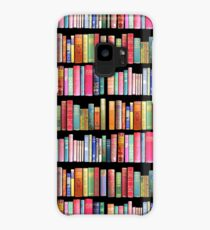 Bookworms Delight / Antique Book Library for Bibliophile Case/Skin for Samsung Galaxy