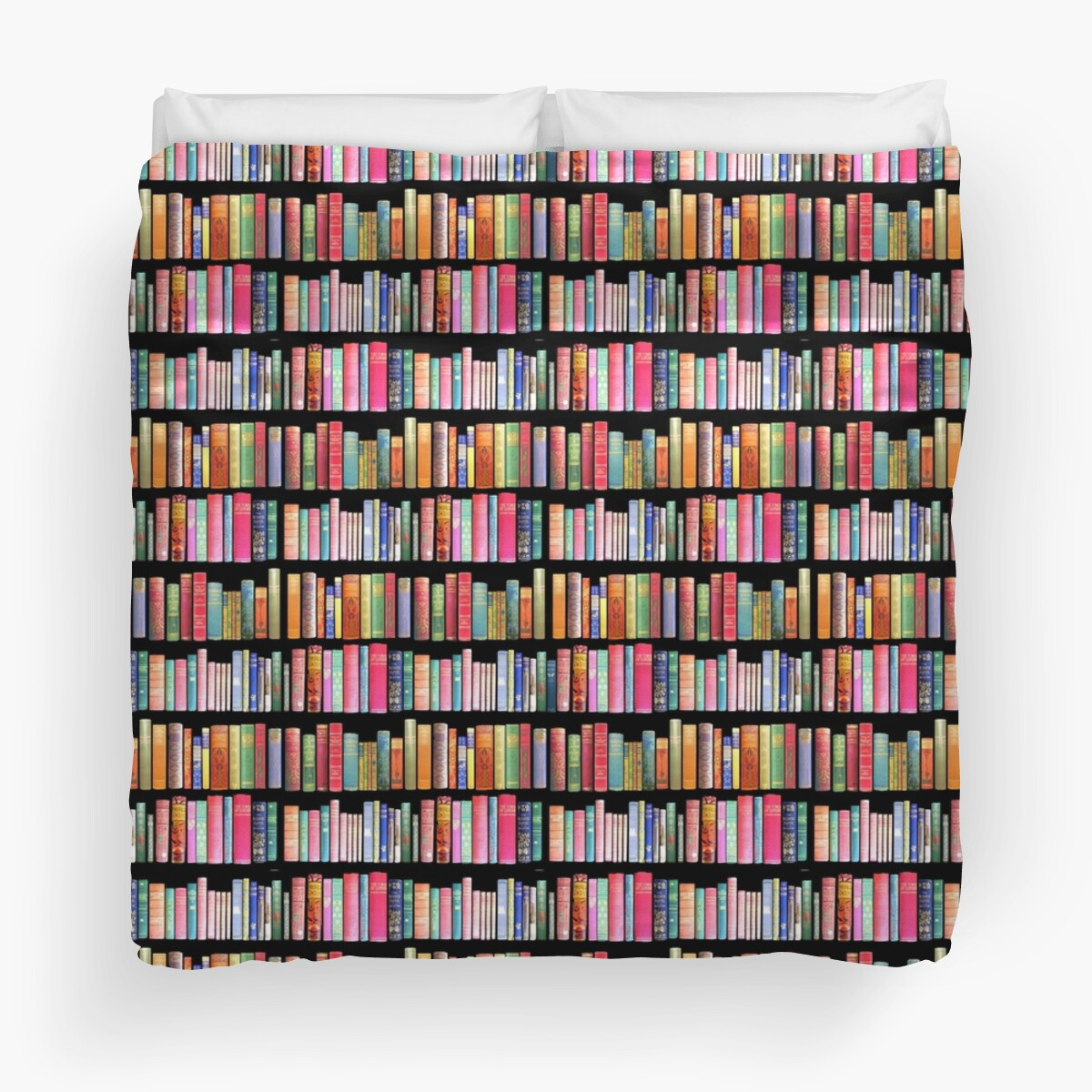 Bookworms Delight / Antique Book Library for Bibliophile by MagentaRose
