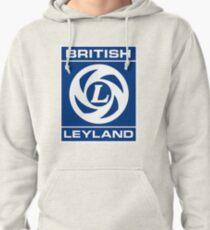 British Leyland Logo Pullover Hoodie