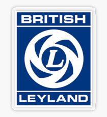 British Leyland Logo Transparent Sticker