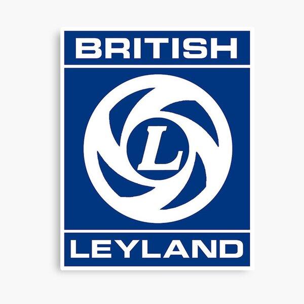British Leyland Logo Canvas Print