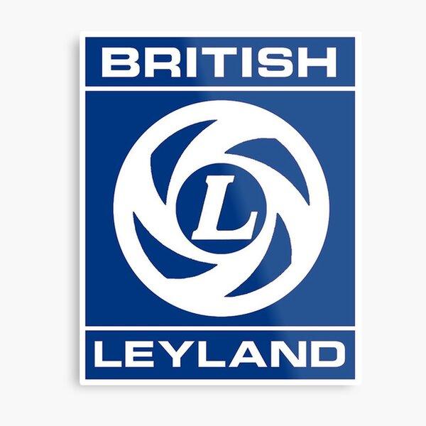 British Leyland Logo Metal Print
