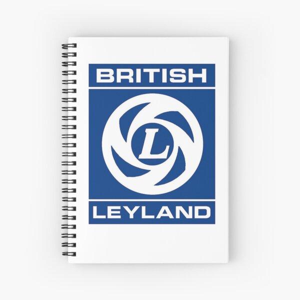 British Leyland Logo Spiral Notebook