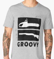 GROOVY! (Evil Dead) Men's Premium T-Shirt