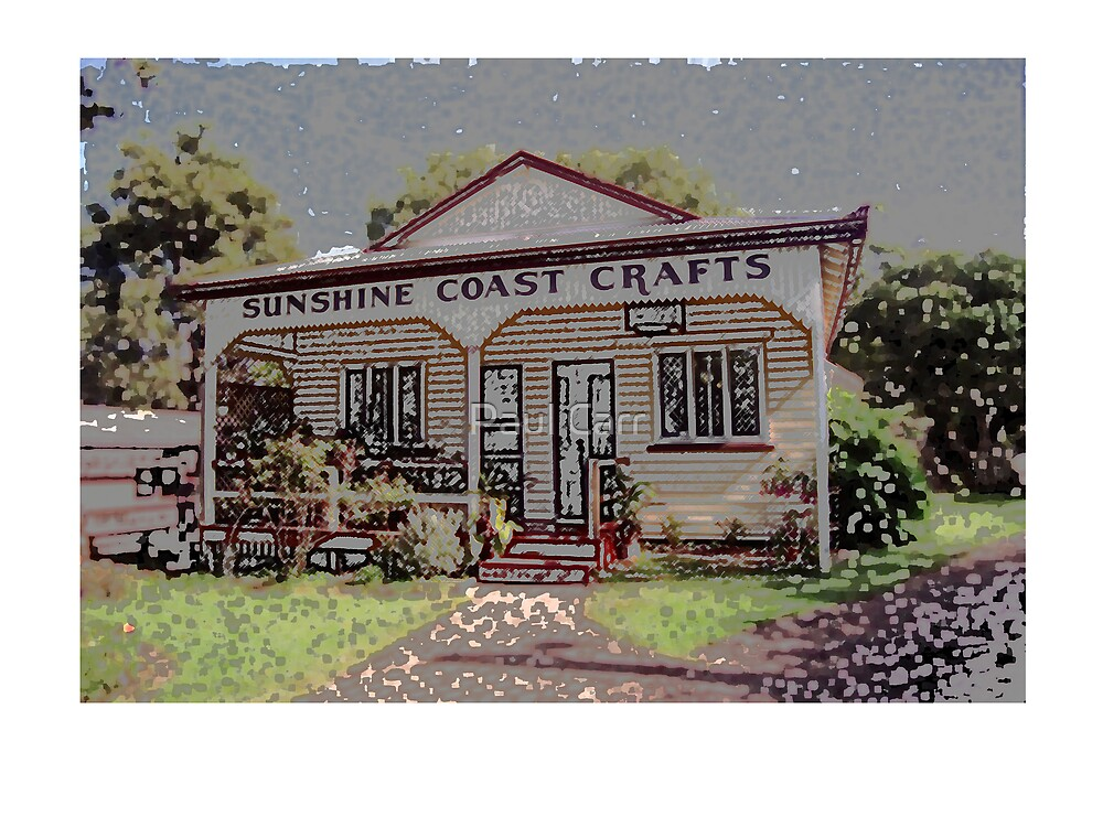 Sunshine Coast Arts & Crafts by Paul Carr