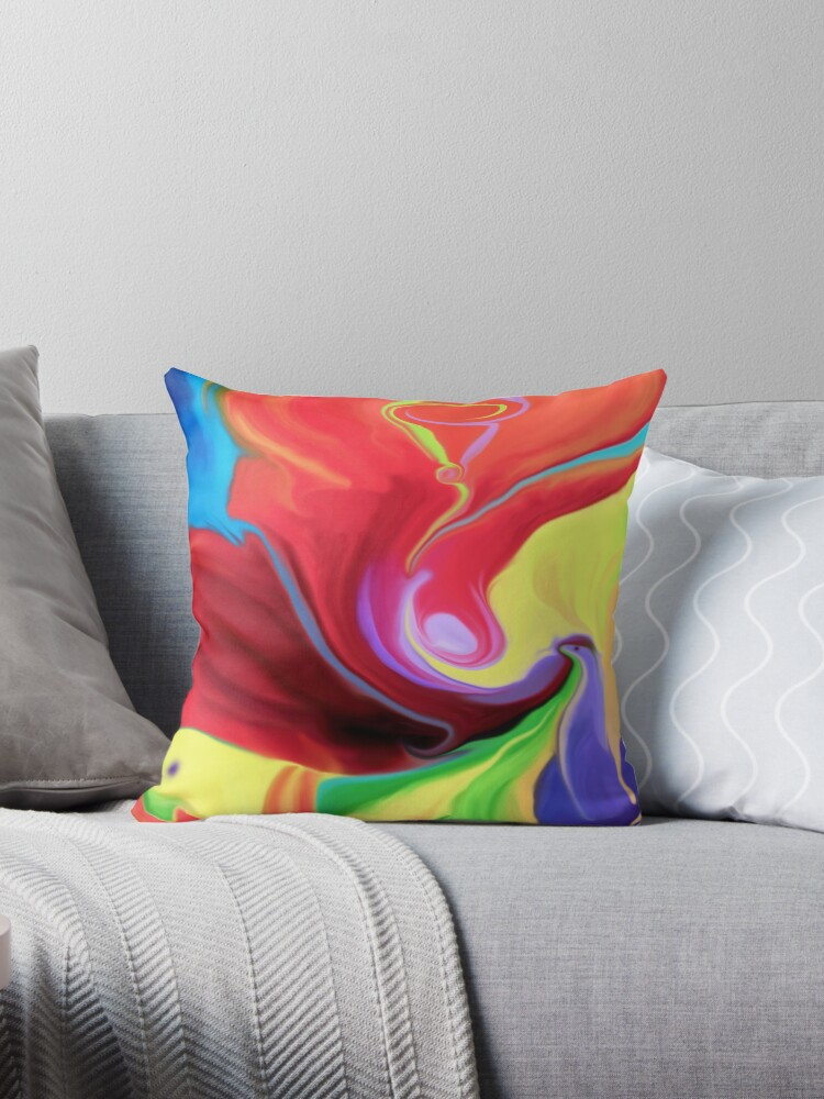 Colorful Abstract art +Product Design by haya1812