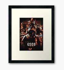 GSG9 Framed Print