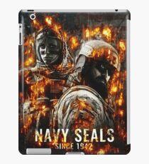 Navy Seals iPad Case/Skin