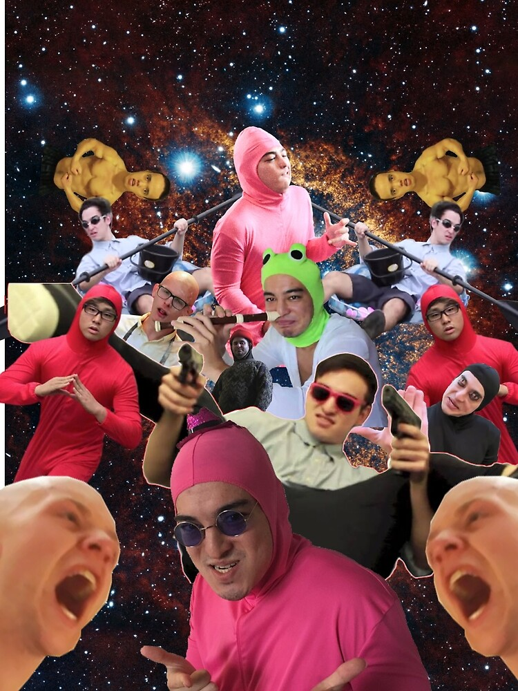 Filthy Frank by Manist