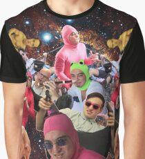 Schmutziger Frank Grafik T-Shirt