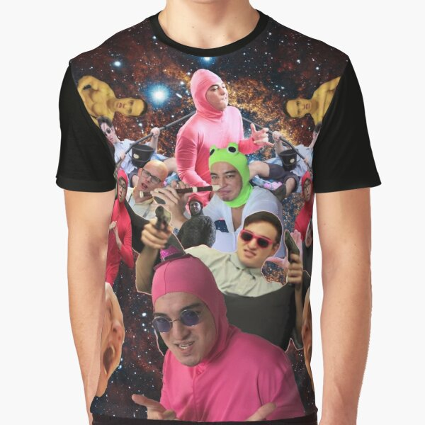 Filthy Frank Graphic T-Shirt