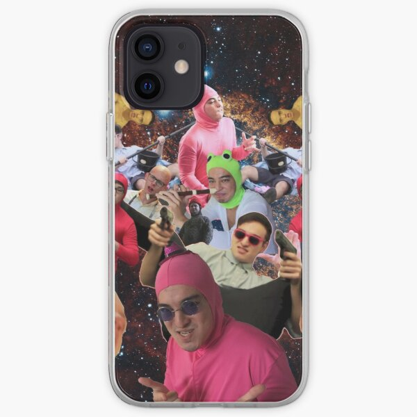 Filthy Frank iPhone Soft Case