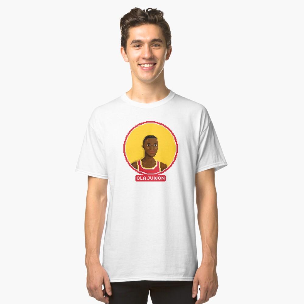 Hakeem Classic T-Shirt Front